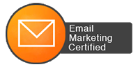 email, marketing, certified, badge, icon