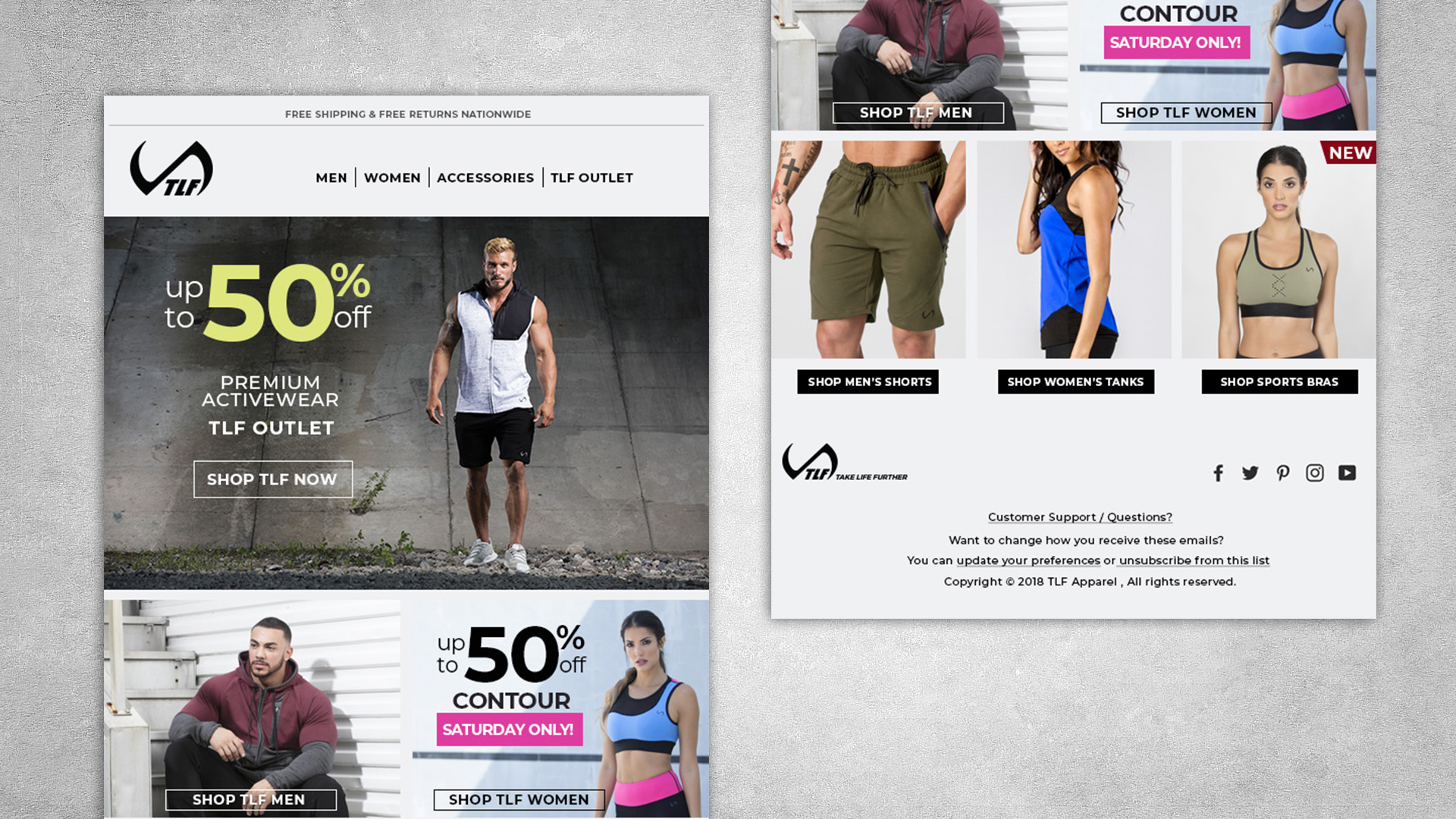 Landing Page For Ad Campaign