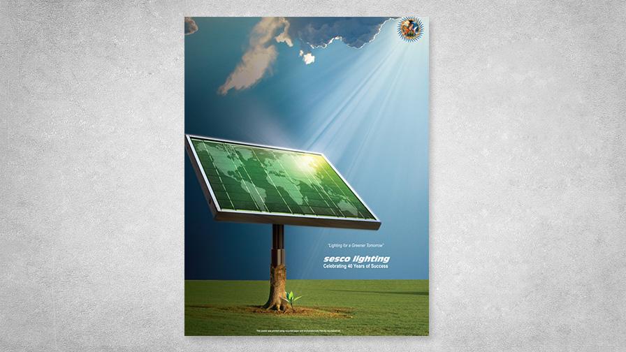 Poster Solar Panel