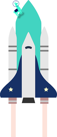 shuttle, space, exploration, space, llama, optimized