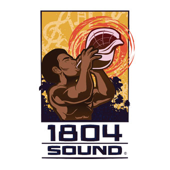 1804, sound, logo, branding, urban, culture