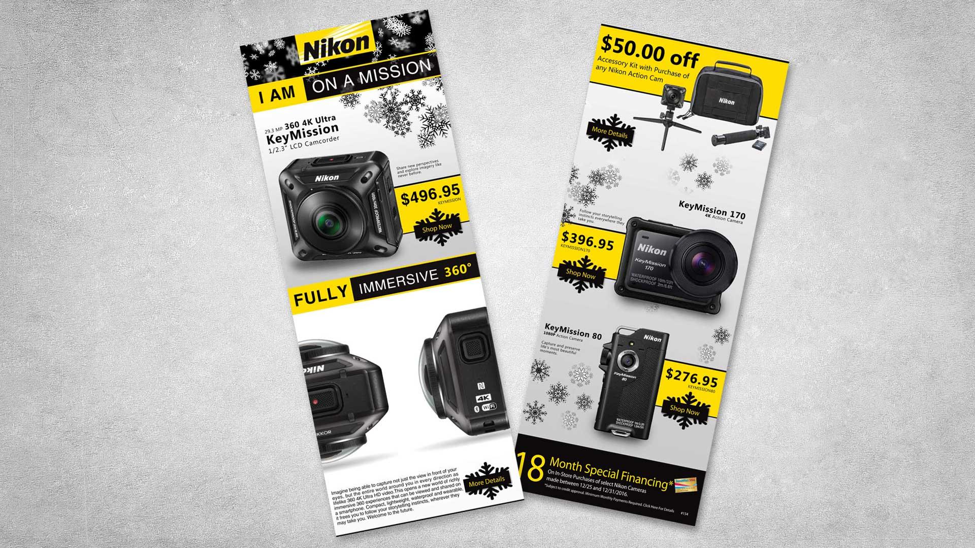 Nikon Email Blast