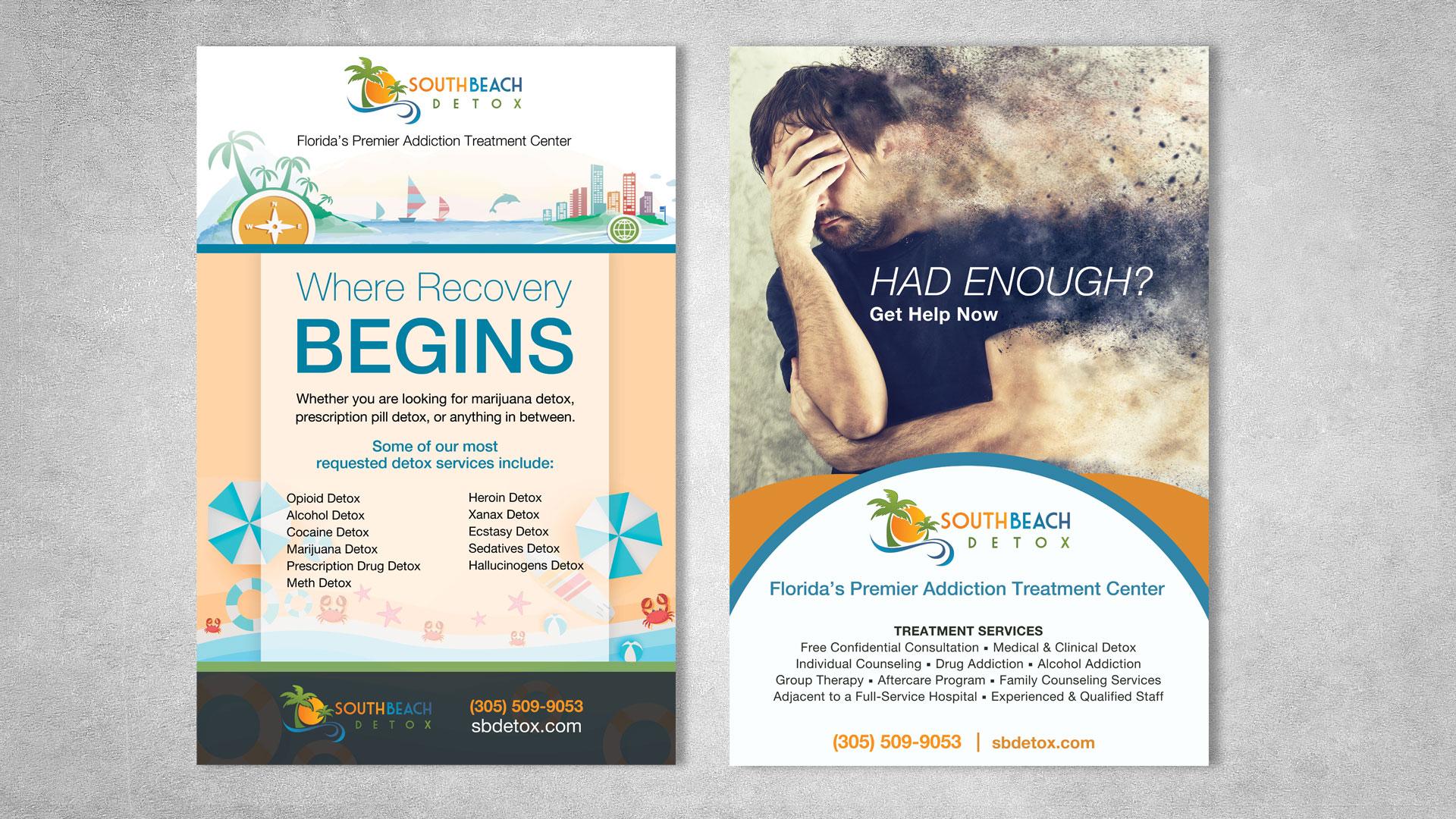 South Beach Detox Posters 24x36
